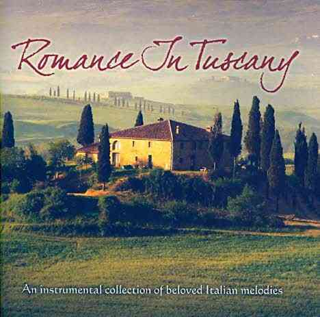ROMANCE IN TUSCANY BY STEINBERG,JEFF (CD)